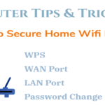 router tips and tricks secure your home router
