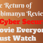 Cybersecurity movie