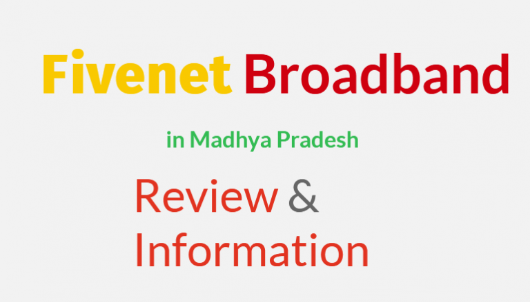 fivenet brodband in MP review